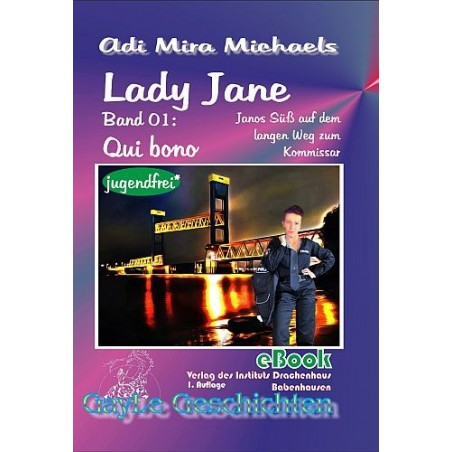 Lady Jane, Band 01: Qui bono