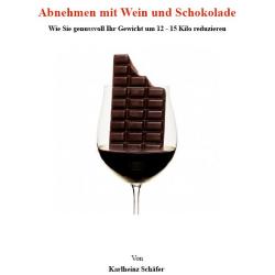 Abnehmen mit Wein und Schokolade