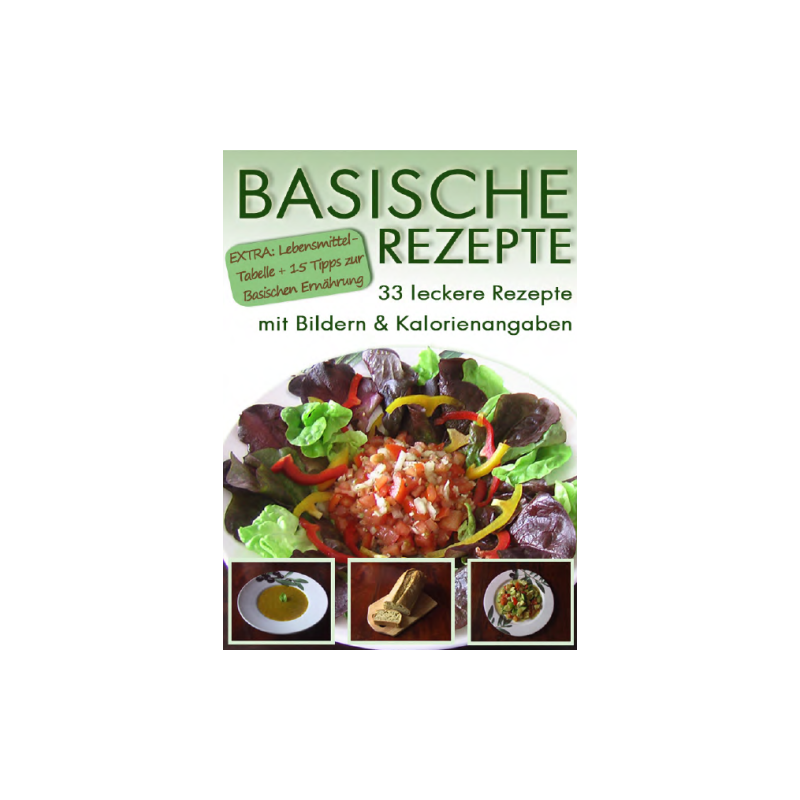 Basische Rezepte