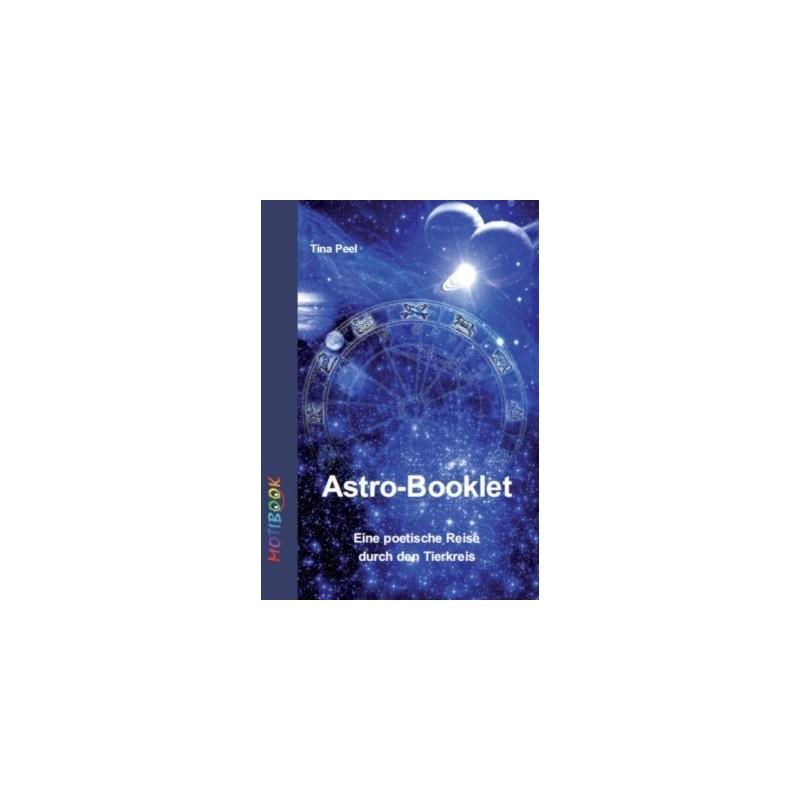Astro-Booklet - Eine poetische Reise durch den Tierkreis