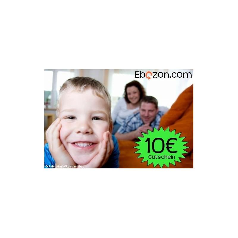 eBook Gutschein 10€