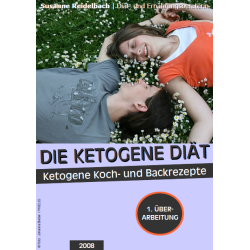 Die ketogene Diät, Rezeptbuch