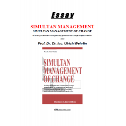 Essay – Simultan Management of Change
