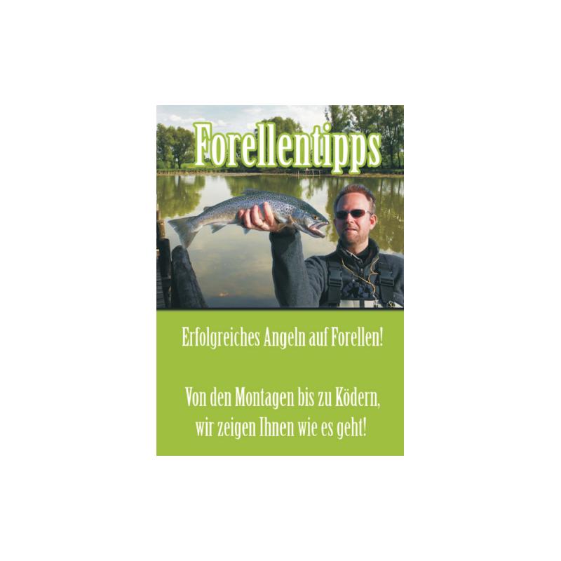 Forellentipps - Erfolgreiches Angeln auf Forellen!