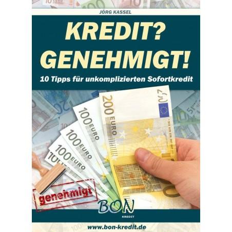Kredit? Genehmigt? 10 Tipps für Ihren unkomplizierten Sofortkredit