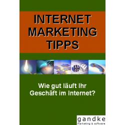 Internet Marketing Tipps