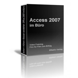 Access 2007 im Büro