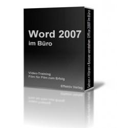 Word 2007 im Büro