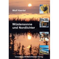 Wüstensonne und Nordlichter