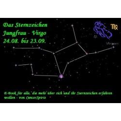 Das Sternzeichen Jungfrau
