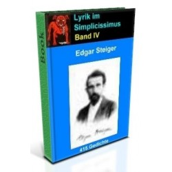 Gedichte von Edgar Steiger