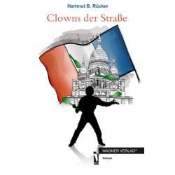 Clowns der Straße
