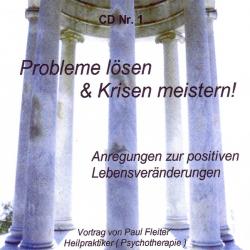Probleme lösen, Krisen...