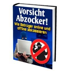 Vorsicht Abzocker!