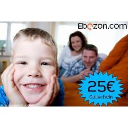 eBook Gutschein 25€