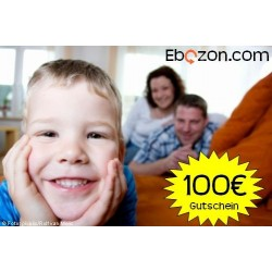 eBook Gutschein 100€