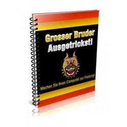 eBook Großer Bruder - ausgetrickst! Von Wolfgang Schuhmacher