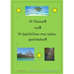 10 Themen und 10 Geschichten