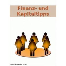 Finanz- und Kapitaltipps