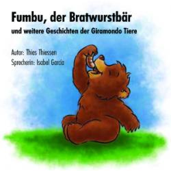 Fumbu, der Bratwurstbär
