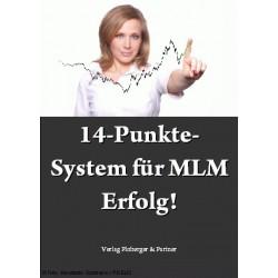 14-Punkte-System für MLM...