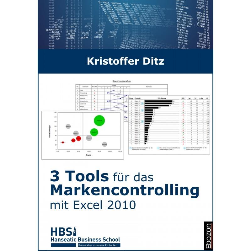 3 Tools für das Markencontrolling mit Excel 2010